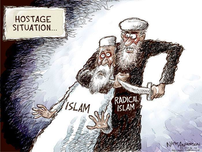 Image result for islamic radical